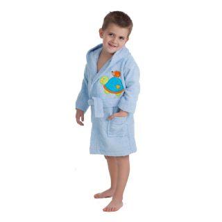 Interbaby детски халат за момче, син