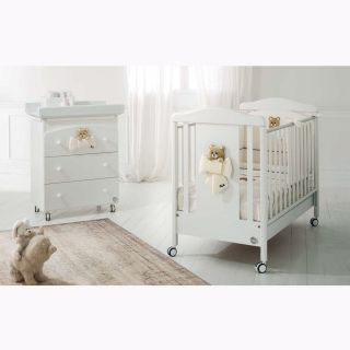 Baby Expert Скрин с вана и повивалник + сапунерка Trudino by Trudi