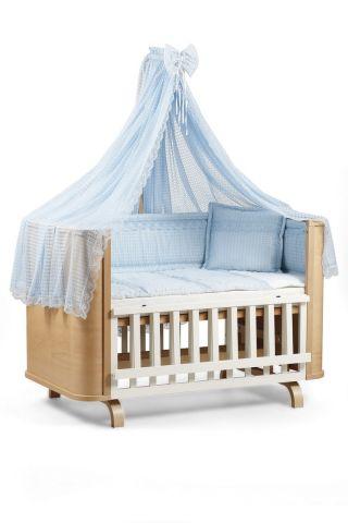 Легло-люлка с матрак и спален комплект Milan Tahterevalli T0028bl