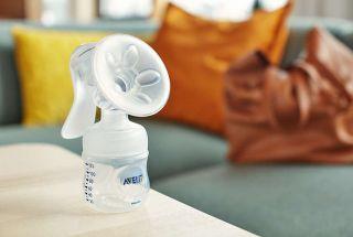 Philips Avent Ръчна помпа за изцеждане на кърма Comfort Manual