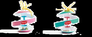 Tiny Love Малки умничета Inspiral Rainstick 0-12м; 2 цвята