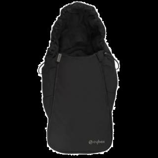 Cybex Термочувалче за столче за кола Aton Q & Cloud Z Black Grey