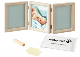 Baby Art Отпечатък за ръчичка и краче Classic