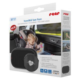 Сенник за кола Reer TravelKid Sun Pure