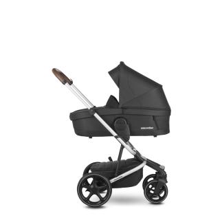 Детска количка Easywalker Harvey3 Premium 2 в 1 Jet Black
