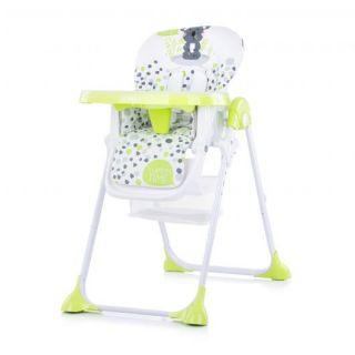Chipolino детски стол за хранене Макси, божур