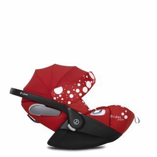 Стол за кола Cybex Cloud Z i-Size Jeremy Scott Petticoat red dark
