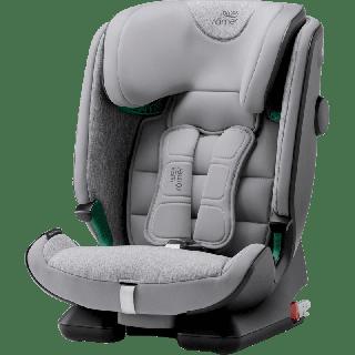 Столче за кола Britax Romer ADVANSAFIX I-Size (Група 1,2,3) 9-36кг Grey Marble