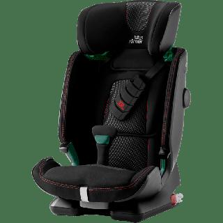 Столче за кола Britax Romer ADVANSAFIX I-Size (Група 1,2,3) 9-36кг Cool Flow Black