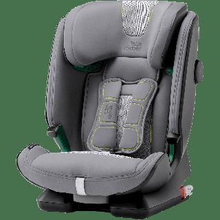 Столче за кола Britax Romer ADVANSAFIX I-Size (Група 1,2,3) 9-36кг Cool Flow Silver