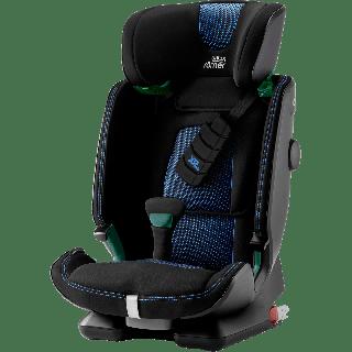 Столче за кола Britax Romer ADVANSAFIX I-Size (Група 1,2,3) 9-36кг Cool Flow Blue