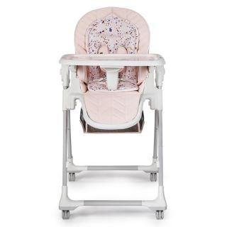 Детско столче за хранене/шезлонг 2в1, KinderKraft LASTREE, розово
