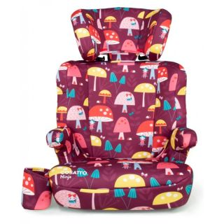 Столче за кола 15-36кг Cosatto CT4860 Ninja, Mushroom magic