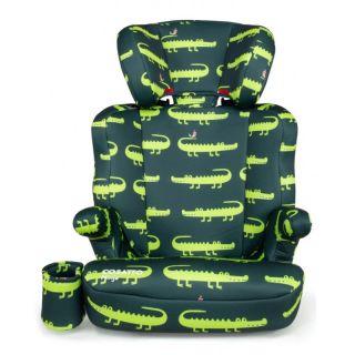Столче за кола 15-36кг Cosatto CT4893 Ninja, Crocodile smiles