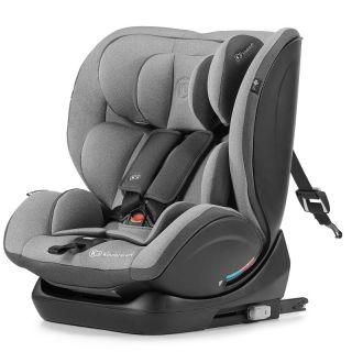 Детско столче за кола KinderKraft MYWAY, 0 - 36кг, Сив