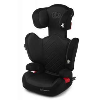 Столче за кола KinderKraft Xpand 15-36 кг, Isofix, Черно