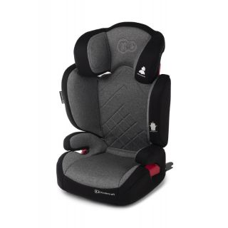 Столче за кола KinderKraft Xpand 15-36 кг, Isofix, Сиво