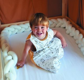 Тineo Детско спално чувалче олекотено и регулируемо, 6-36м