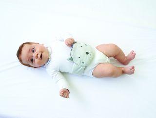 Tineo Успокояващ бебешки колан против колики