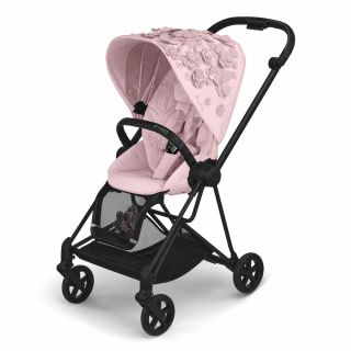 Тапицерия за луксозна седалка Cybex Mios Seat pack SIMPLY FLOWERS Pale Blush