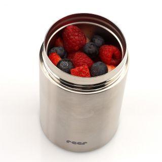 Термо кутия за съхранение на храна Reer 90408, Инокс