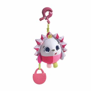 Tiny Love Малки Откриватели Jitter Marie Hedgehog (Розов Таралеж) 0м+