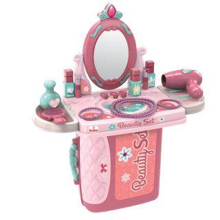 Тоалетка за деца Buba Beauty 008-973, Розова