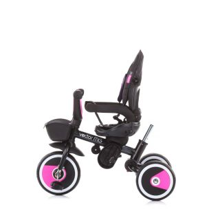 Chipolino детска триколка/колело Вектор MG, далия