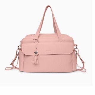 Tuc Tuc розова детска чанта за количка, еко кожа