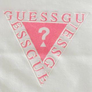Guess детска тениска с лого за момиче