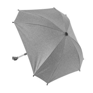 Универсален чадър за количка Reer ShineSafe, 84181, Сив меланж