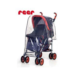 Универсален дъждобран за детска количка Reer 72049, 3в1