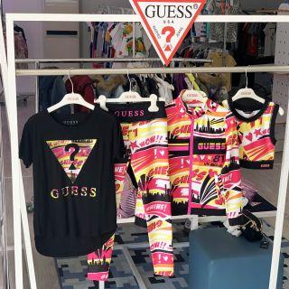 Guess детска тениска Active