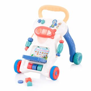 Chipolino Музикална играчка за прохождане Учи и Играй