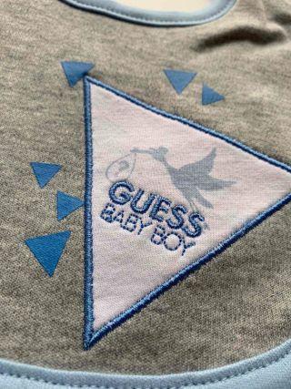 Guess комплект 2бр. бебешки лигавници Guess Baby Boy