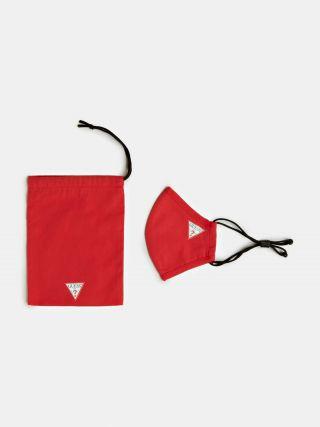 Guess маска с лого и торбичка за съхранение W0YZ49