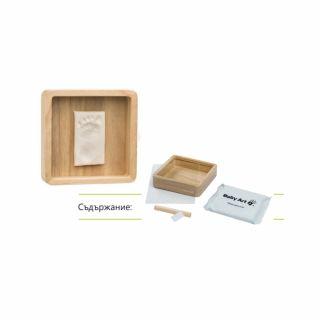 Baby Art Магична дървена кутия Rustic Limited