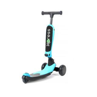 Chipolino детски скутер 2в1 X PRESS син