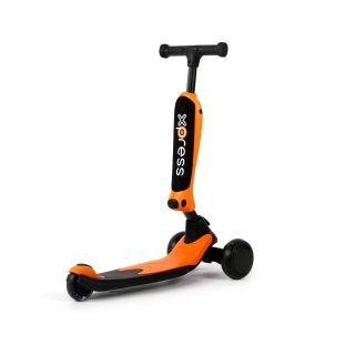Chipolino детски скутер 2в1 X PRESS Оранжев