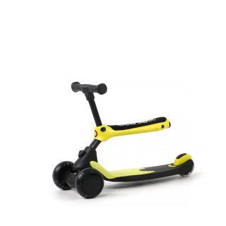 Chipolino детски скутер X-PRESS Жълт