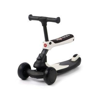 Chipolino детски скутер 2 в 1 X-PRESS Бял