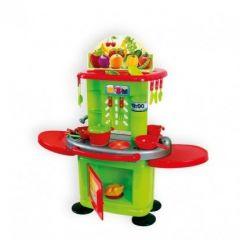 Детска кухня с музика и светлини 78см