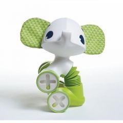 TinyLove Малки търкулчета Samuel Elephant (зелено слонче) 3м+