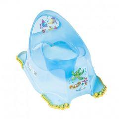 Tega Baby детско гърне с гумички Aqua Син