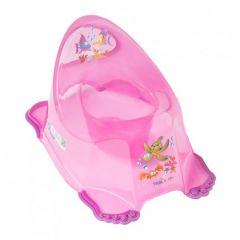 Tega Baby детско гърне с гумички Aqua Розов