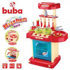Buba My Kitchen детска кухня червена