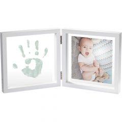 Baby Art Отпечатък с боя и снимка My Baby Style With Paint