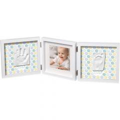 Baby Art Отпечатък за ръчичка и краче My Baby Style Mr.&Mrs. Clink