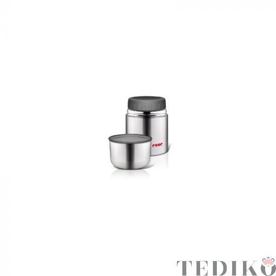 Термо кутия неръждаема стомана Reer 90430, 0.35 л