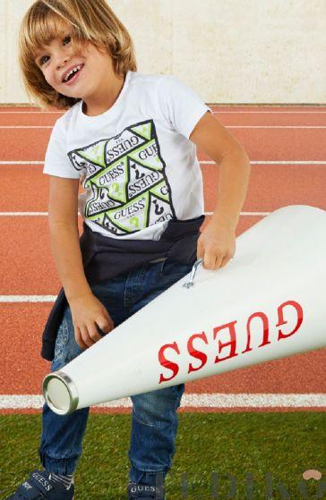 Детска тениска за момче Guess